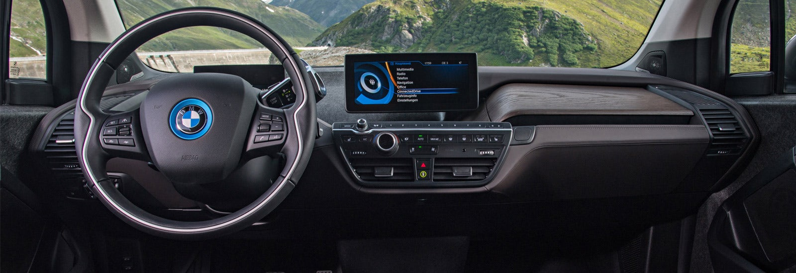 The I4 S Interior Might Take Inspiration From I3 Shown Here