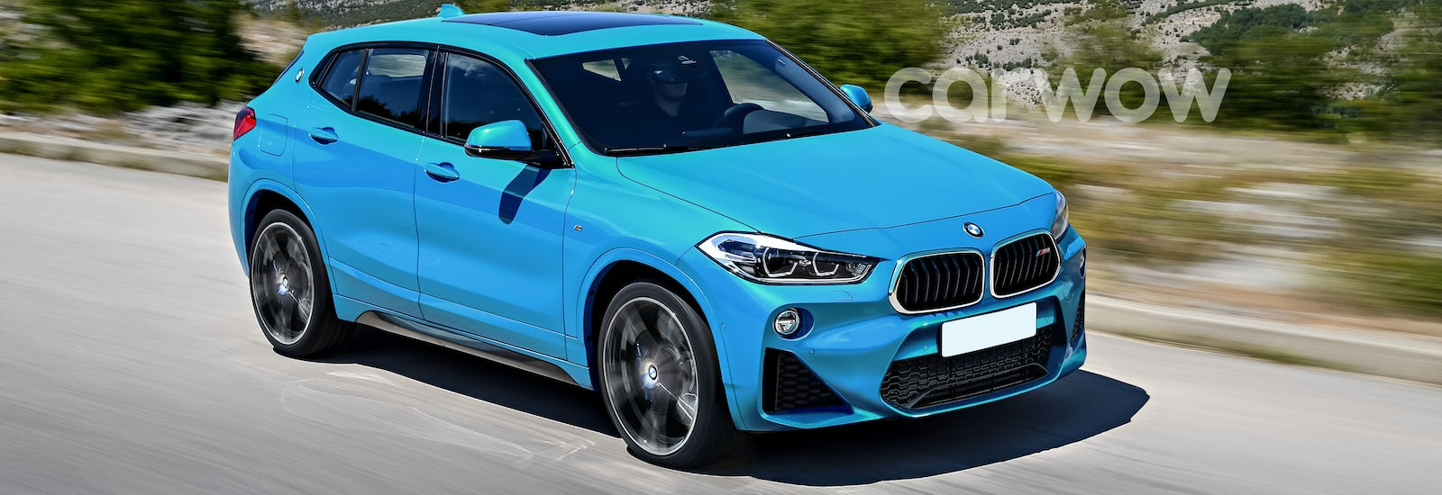 2019 bmw x2 m price specs release date carwow. Black Bedroom Furniture Sets. Home Design Ideas