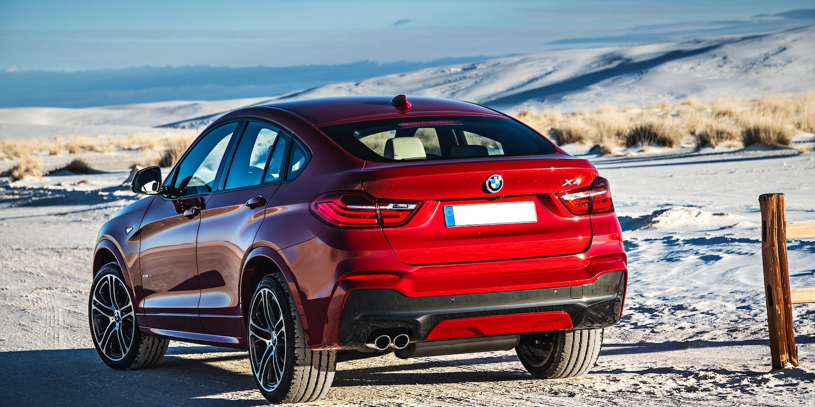 BMW X4 practicality and boot space | carwow