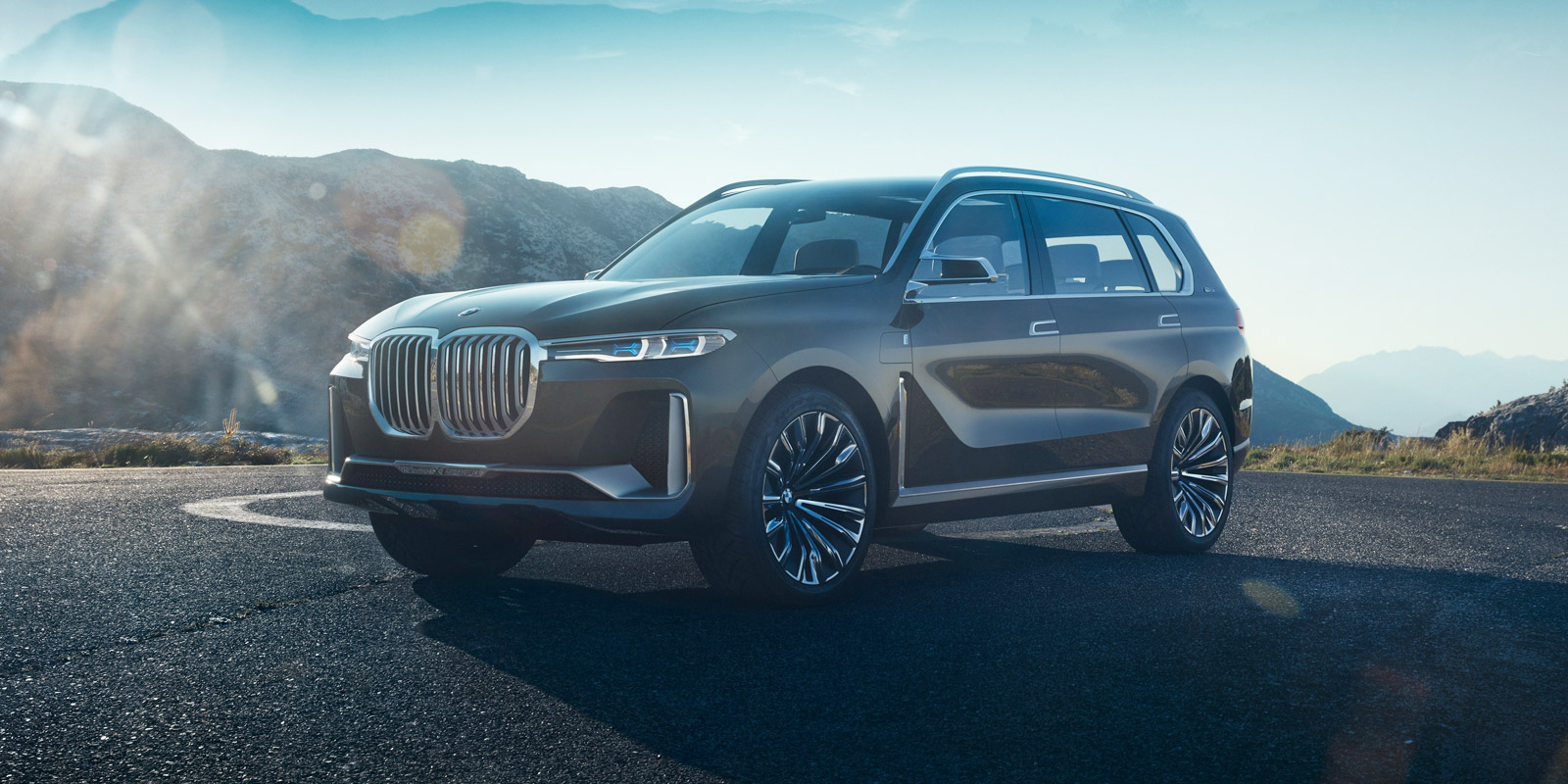 2018 Bmw X7 Interior New Car Release Date And Review