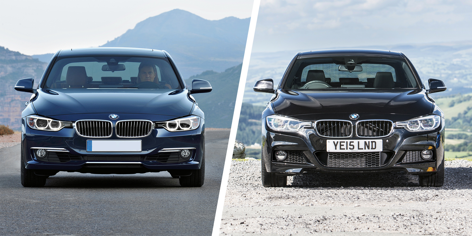 Bmw 3 Series Old And New Facelift Compared Carwow