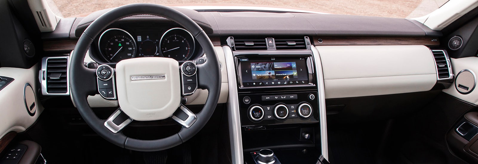 Land rover discovery svx 4x4 suv price specs release date - Land rover discovery interior dimensions ...