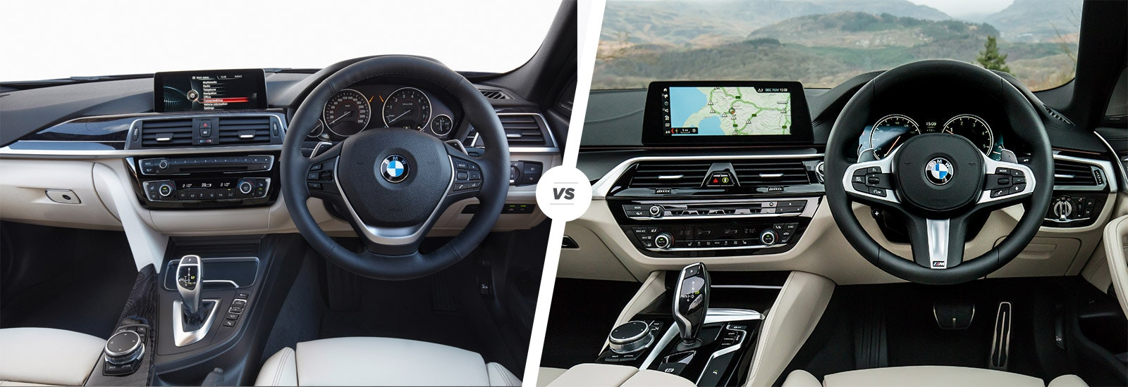 BMW 3 Series vs 5 Series – which should you buy? | carwow