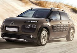 2017 citroen aircross price specs release date carwow. Black Bedroom Furniture Sets. Home Design Ideas