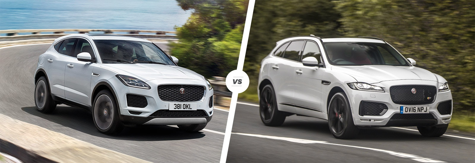 Car Start With D >> Jaguar E-Pace vs F-Pace – which SUV is best? | carwow
