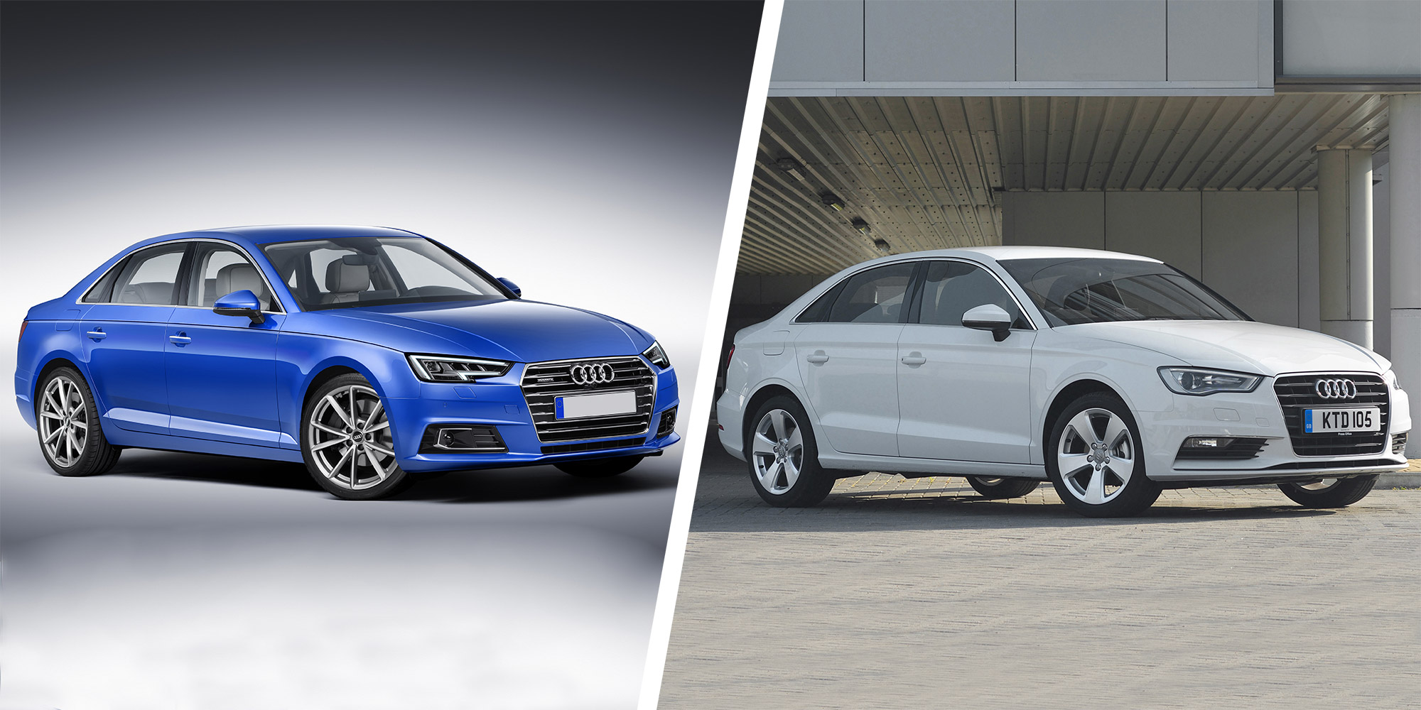 Audi A4 Vs A3 Saloon Sibling Showdown Carwow