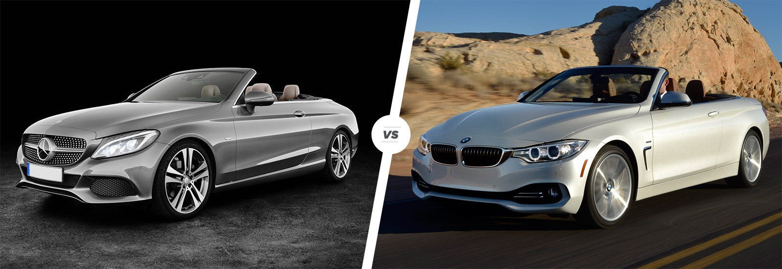 mercedes c class cabriolet vs bmw 4 series convertible. Black Bedroom Furniture Sets. Home Design Ideas