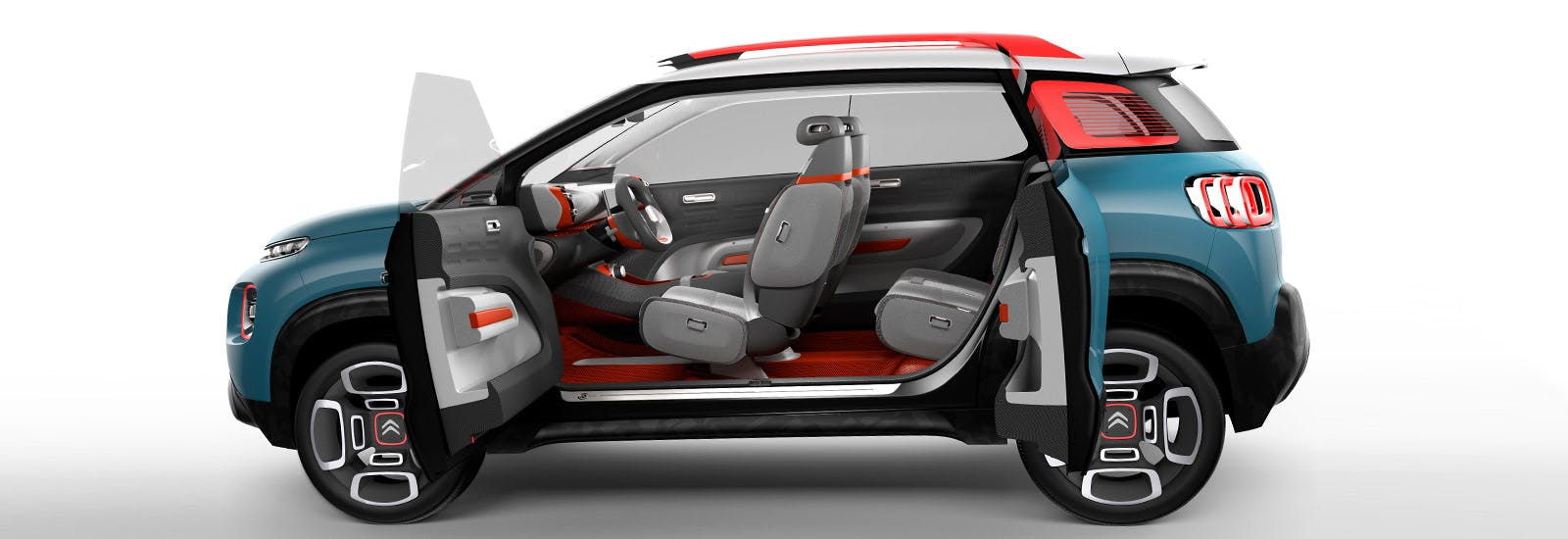 citroen c3 aircross 2017 price specs and release date autos post. Black Bedroom Furniture Sets. Home Design Ideas