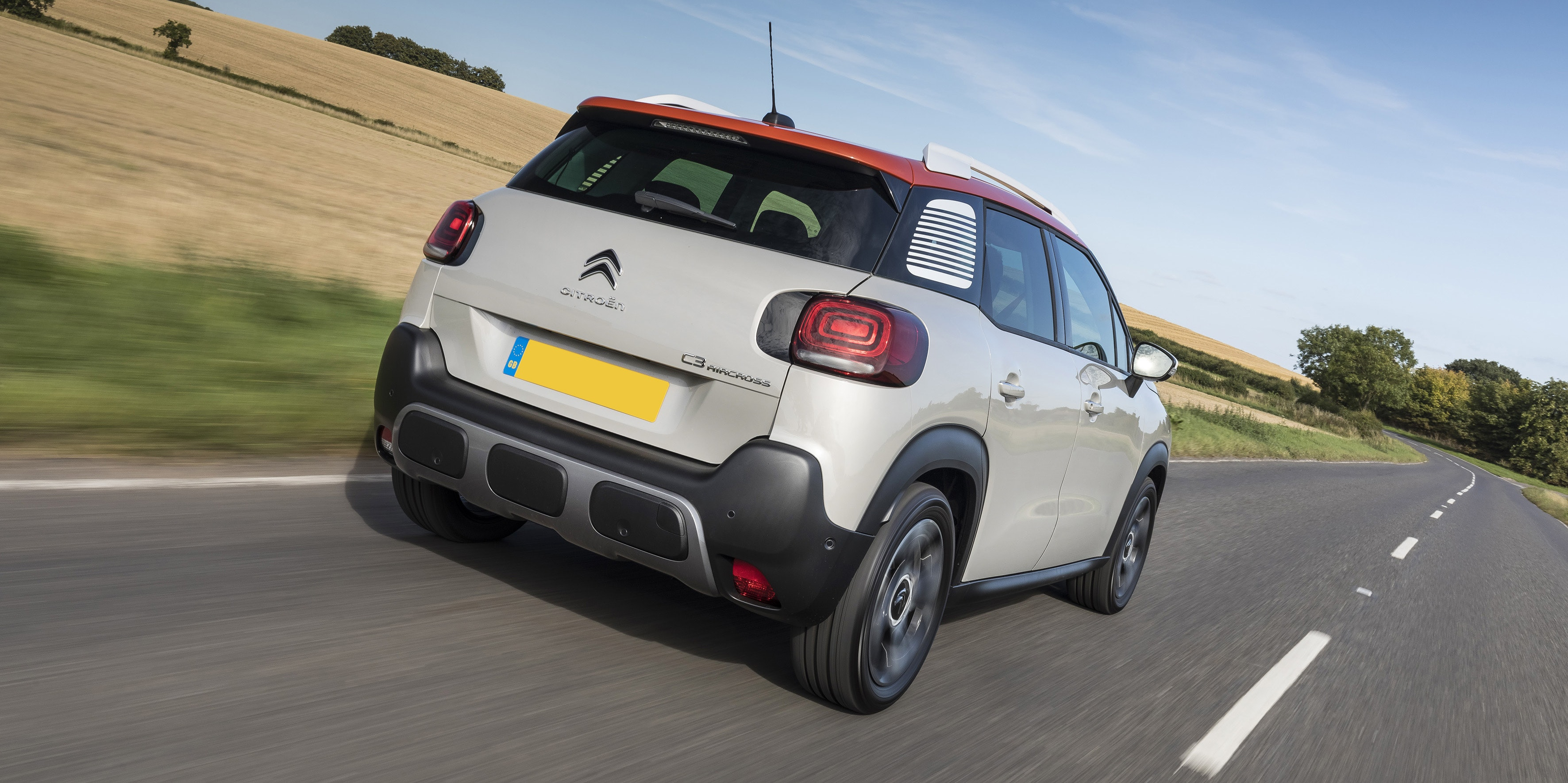 The C3 Aircross is a comfortable cruiser