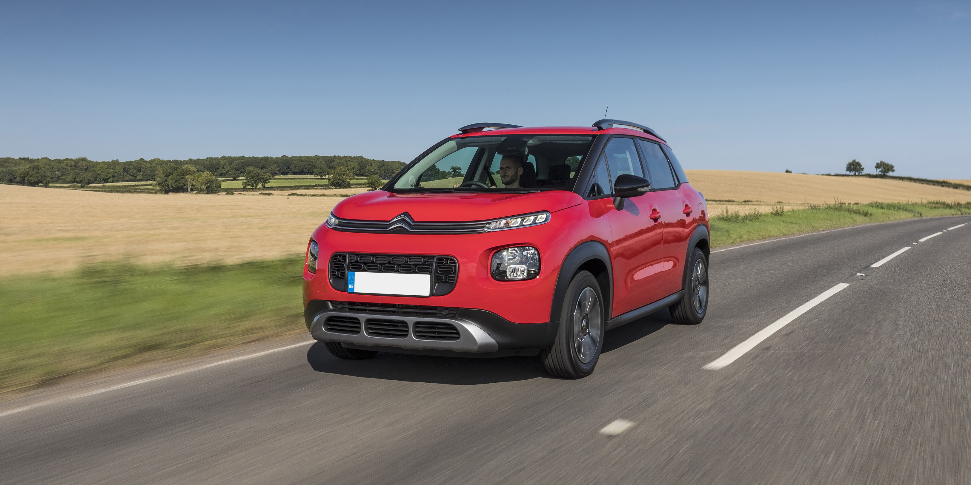For a car of this type, the Citroen A3 Aircross is comfortable