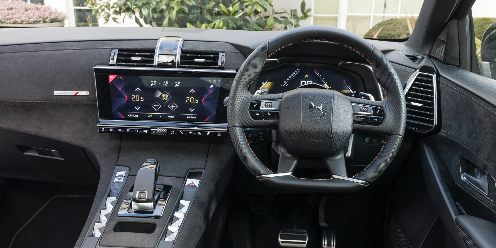 Ds 7 Crossback Interior Amp Infotainment Carwow