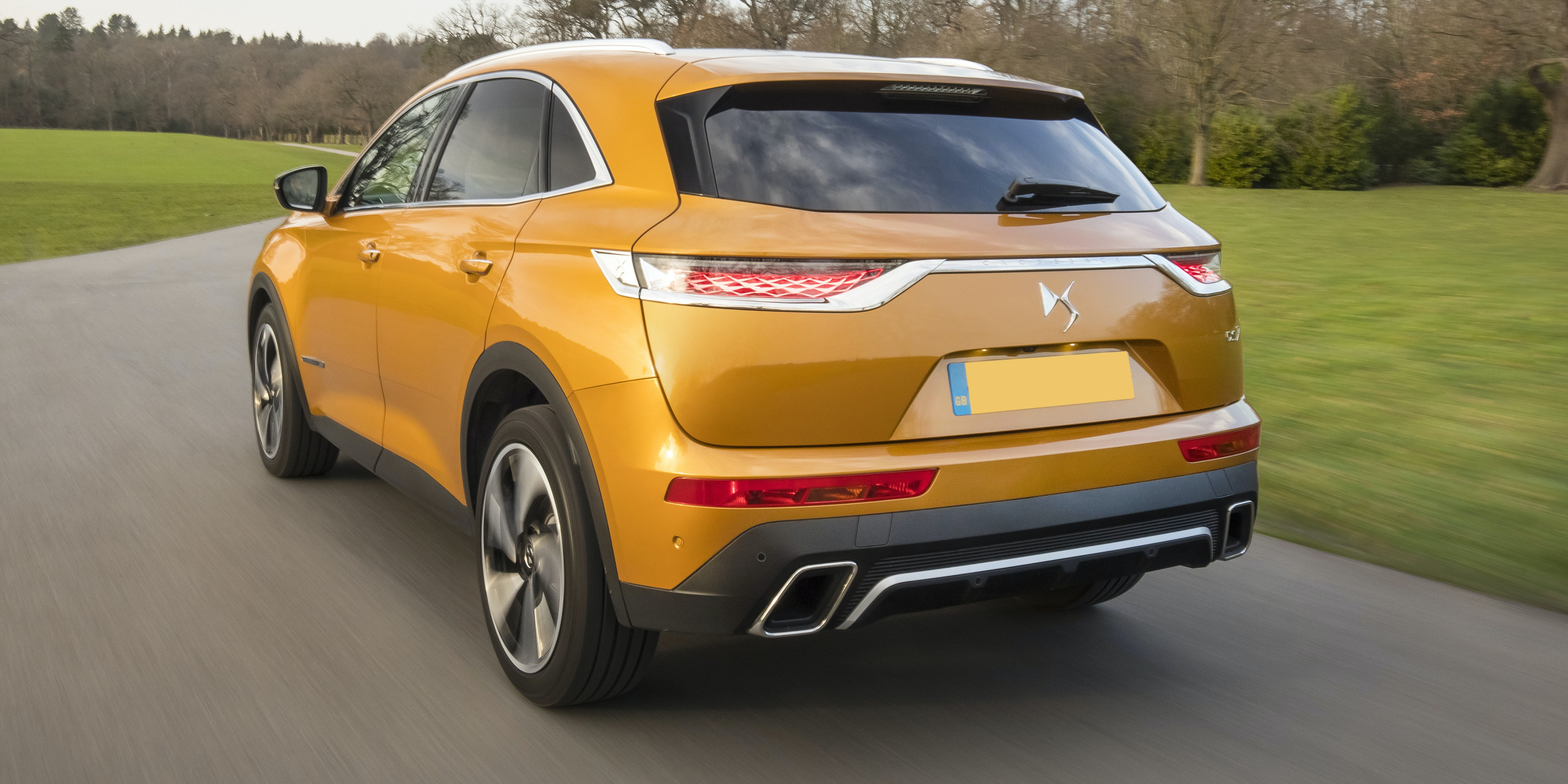 Ds 7 Crossback Review Carwow