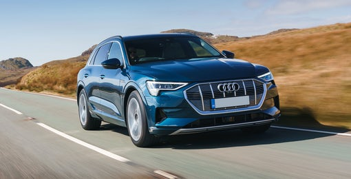 4. Audi e-tron