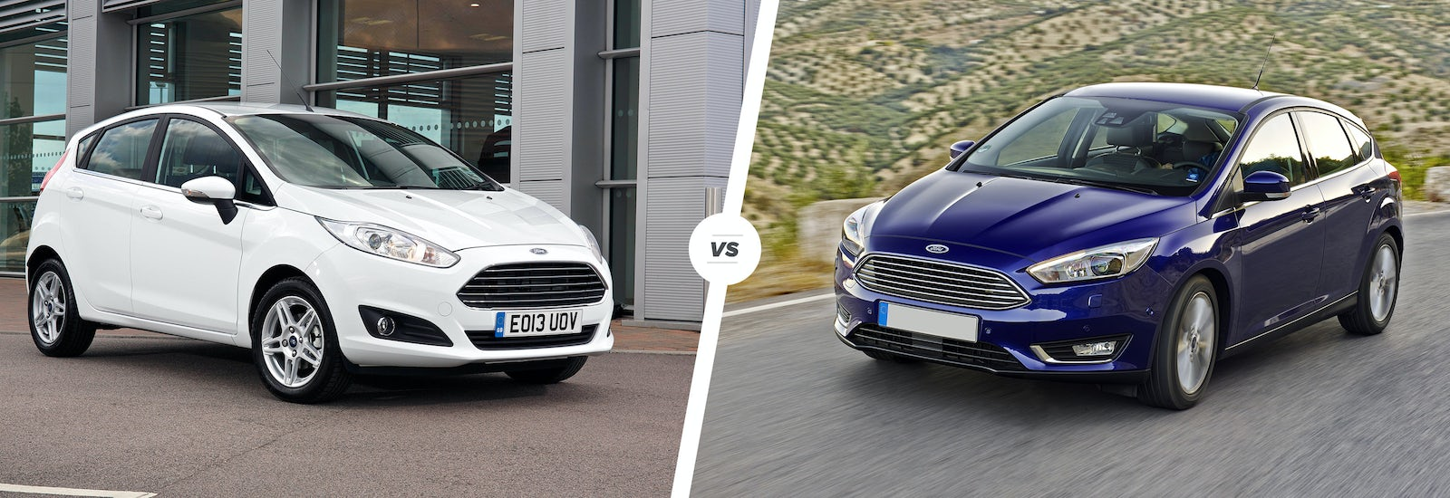 Ford Fiesta Vs Focus Which Is Best Carwow 2000 Se Sedan The Larger And More Expensive But All Car Youll Ever Need Weve Compared Pair To Find Out