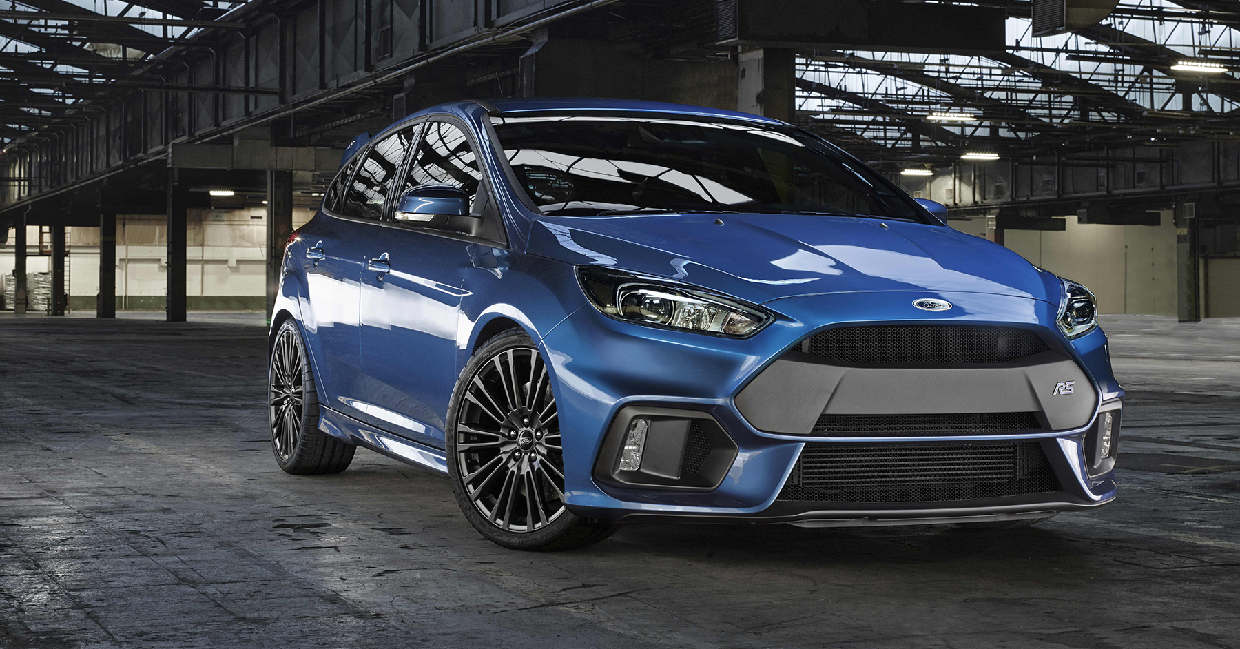Ford Focus Rs Colours Guide And Prices Carwow