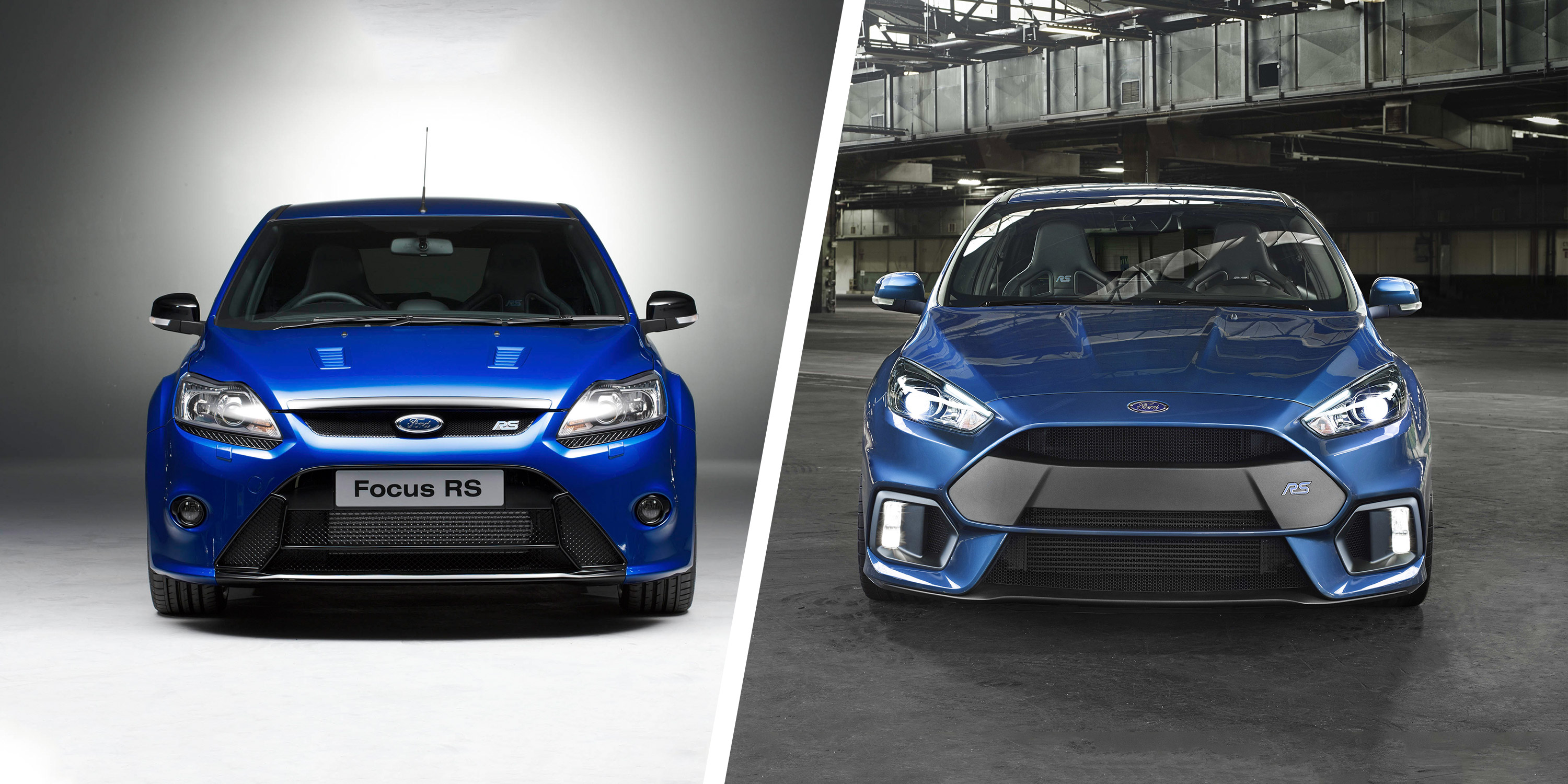 Ford Focus Rs Old Vs New Hot Hatches Compared Carwow