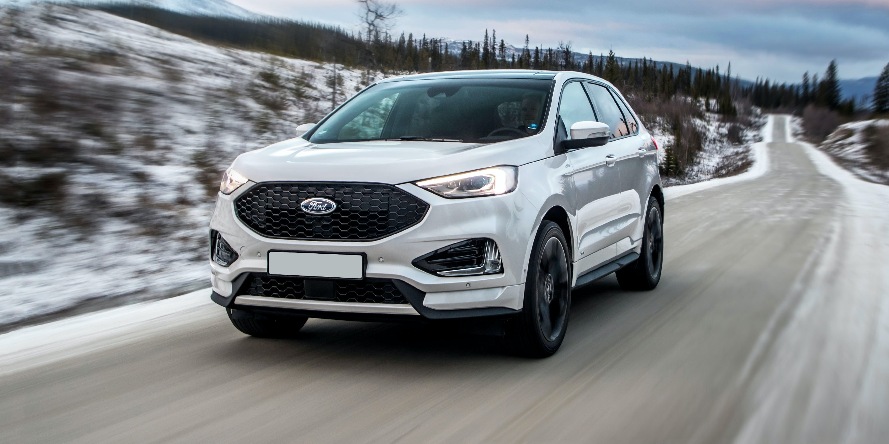 New Ford Edge Review Carwow