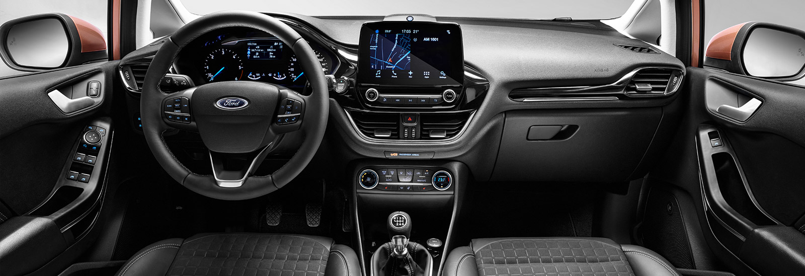 2018 ford uk. exellent ford the new focus stu0027s cabin is expected to look just as modern the  fiestau0027s shown here but far sportier on 2018 ford uk r