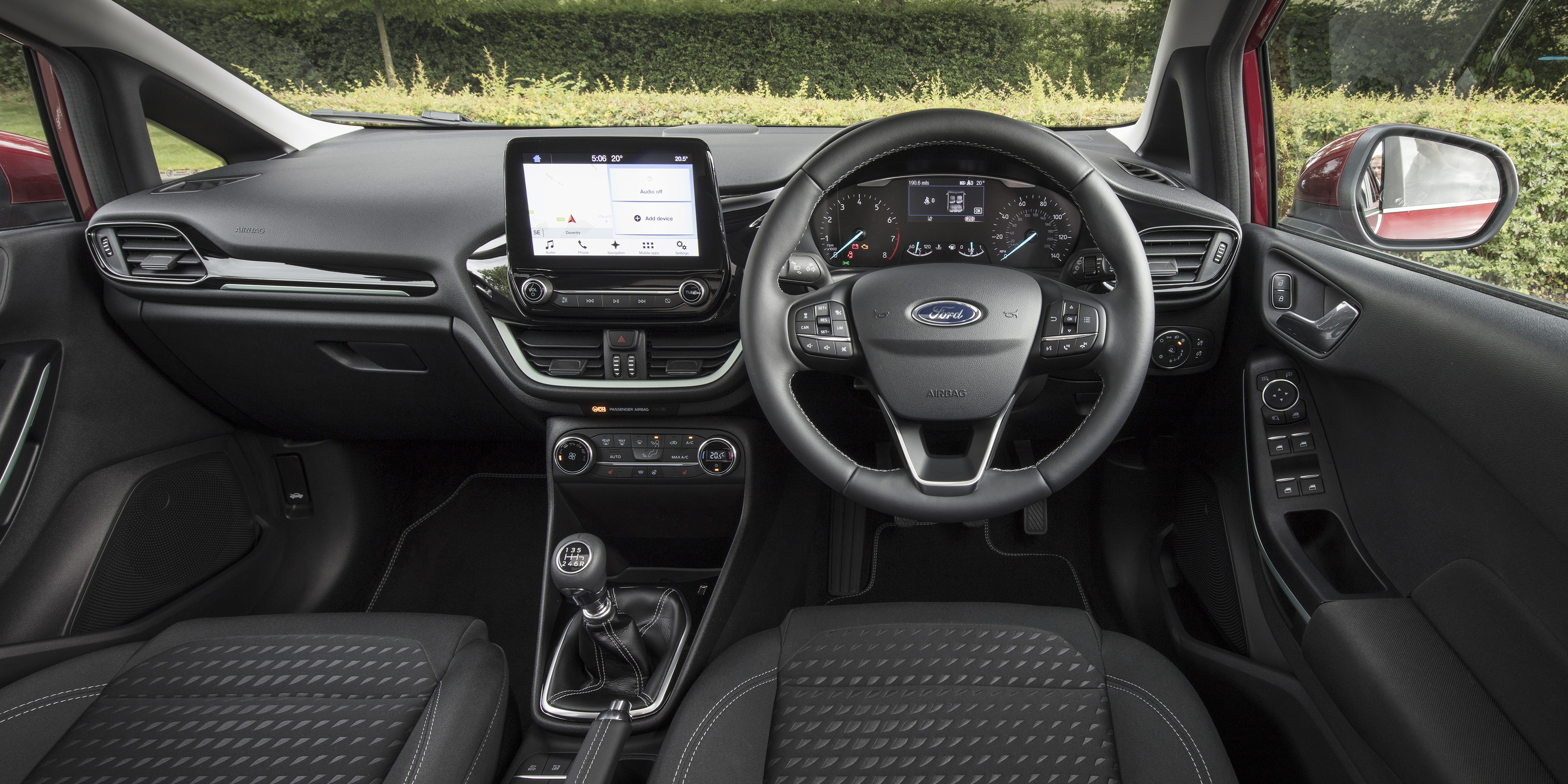 Ford Fiesta Interior & Infotainment | carwow