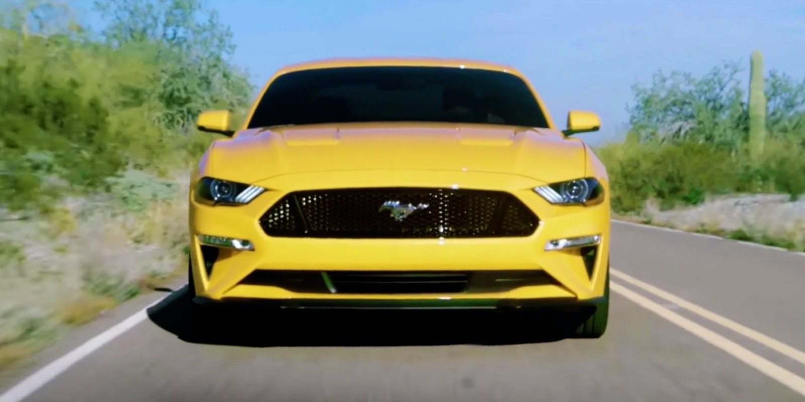2018 ford mustang facelift complete guide