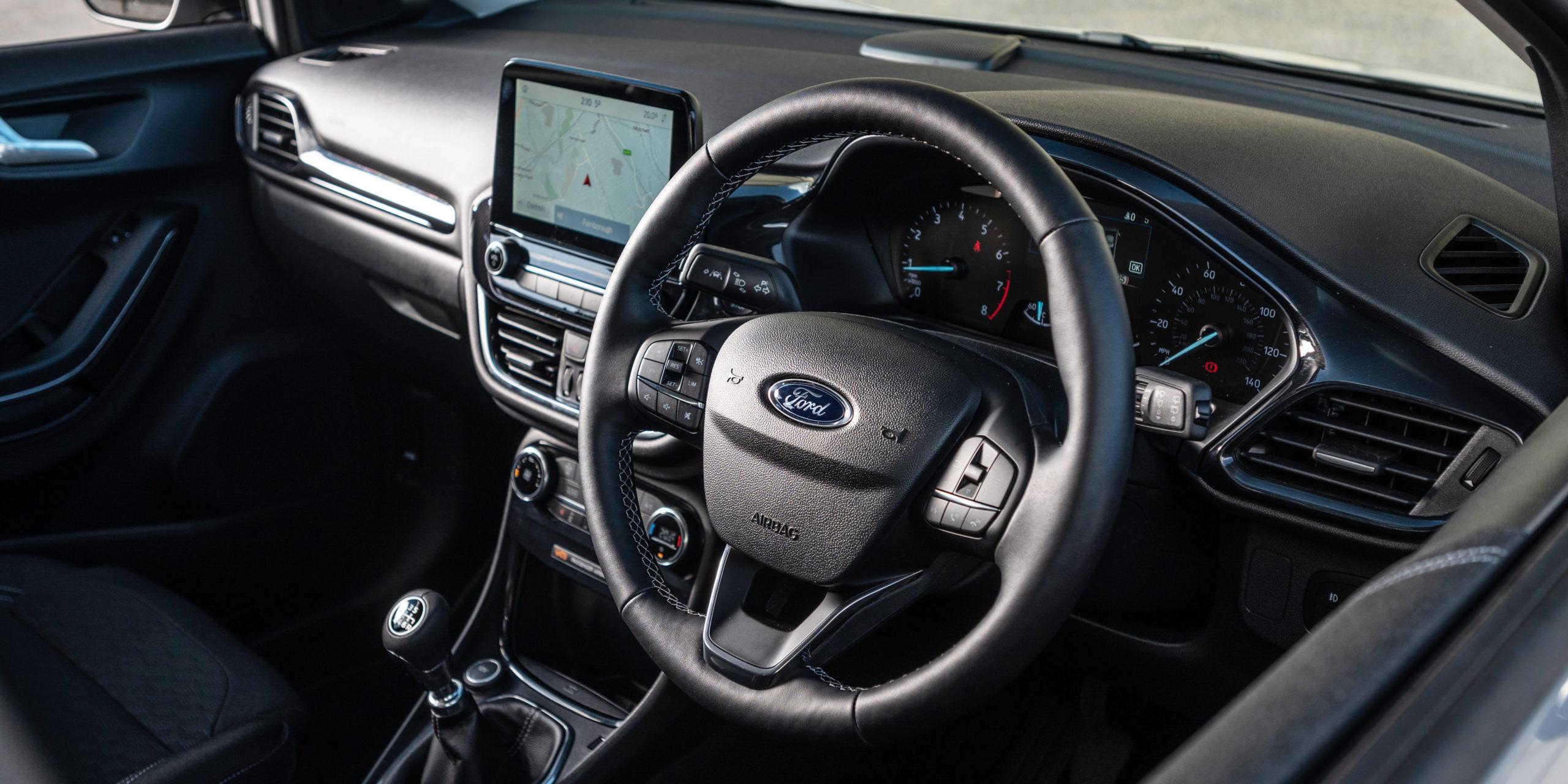 Ford Puma Interior & Infotainment | carwow