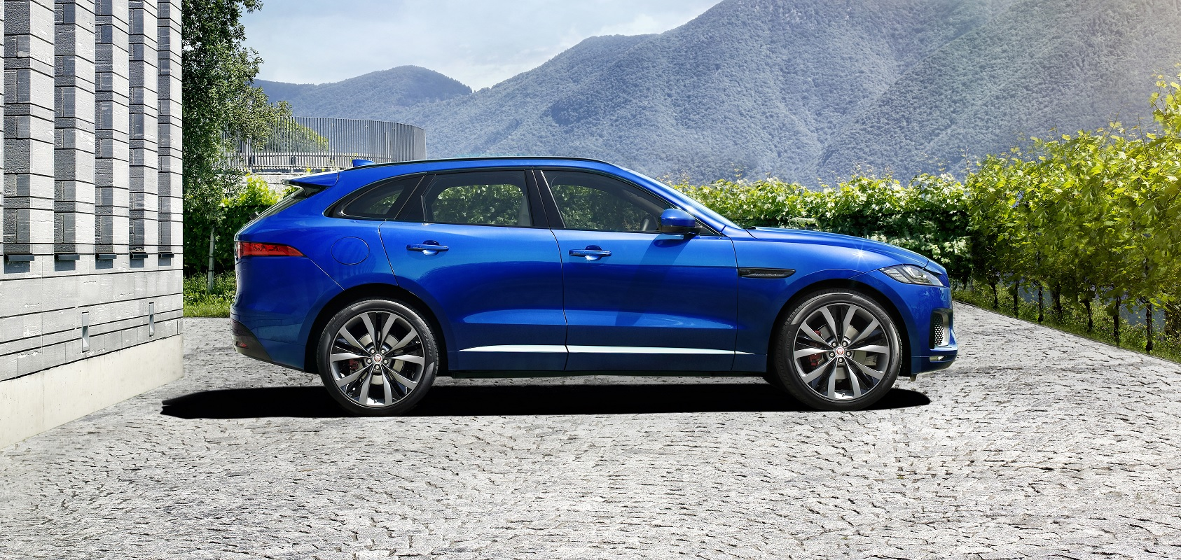 Jaguar F Pace Sizes And Dimensions Guide Carwow