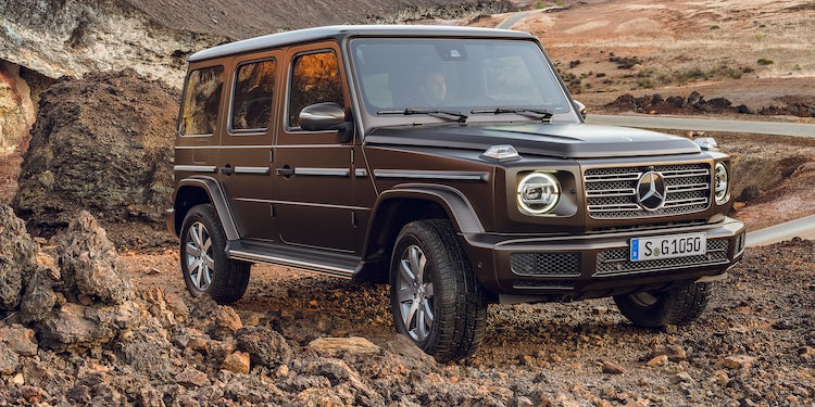 2018 Mercedes G Class Price Specs And Release Date Carwow