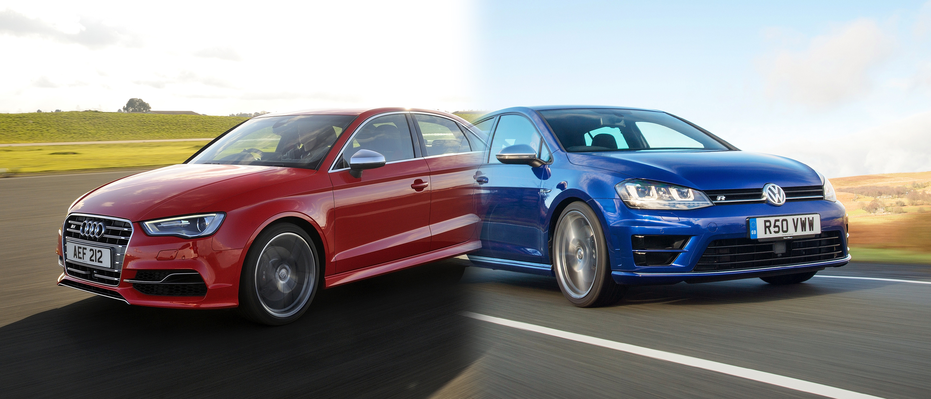 VW Golf R Vs Audi S Which Is The Best Super Hatch On Sale In The UK - Is audi made by vw