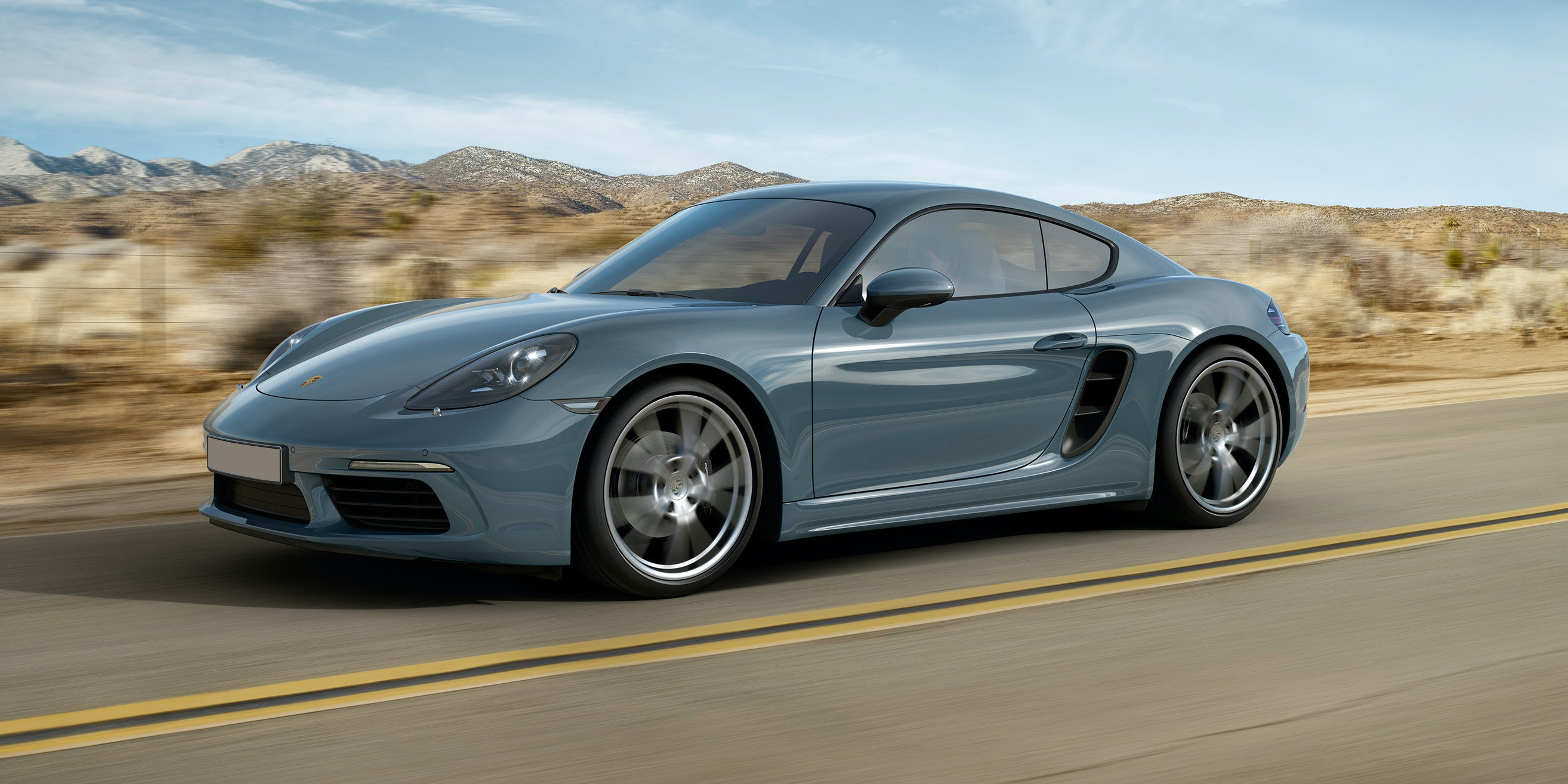 Porsche Cayman Review Carwow