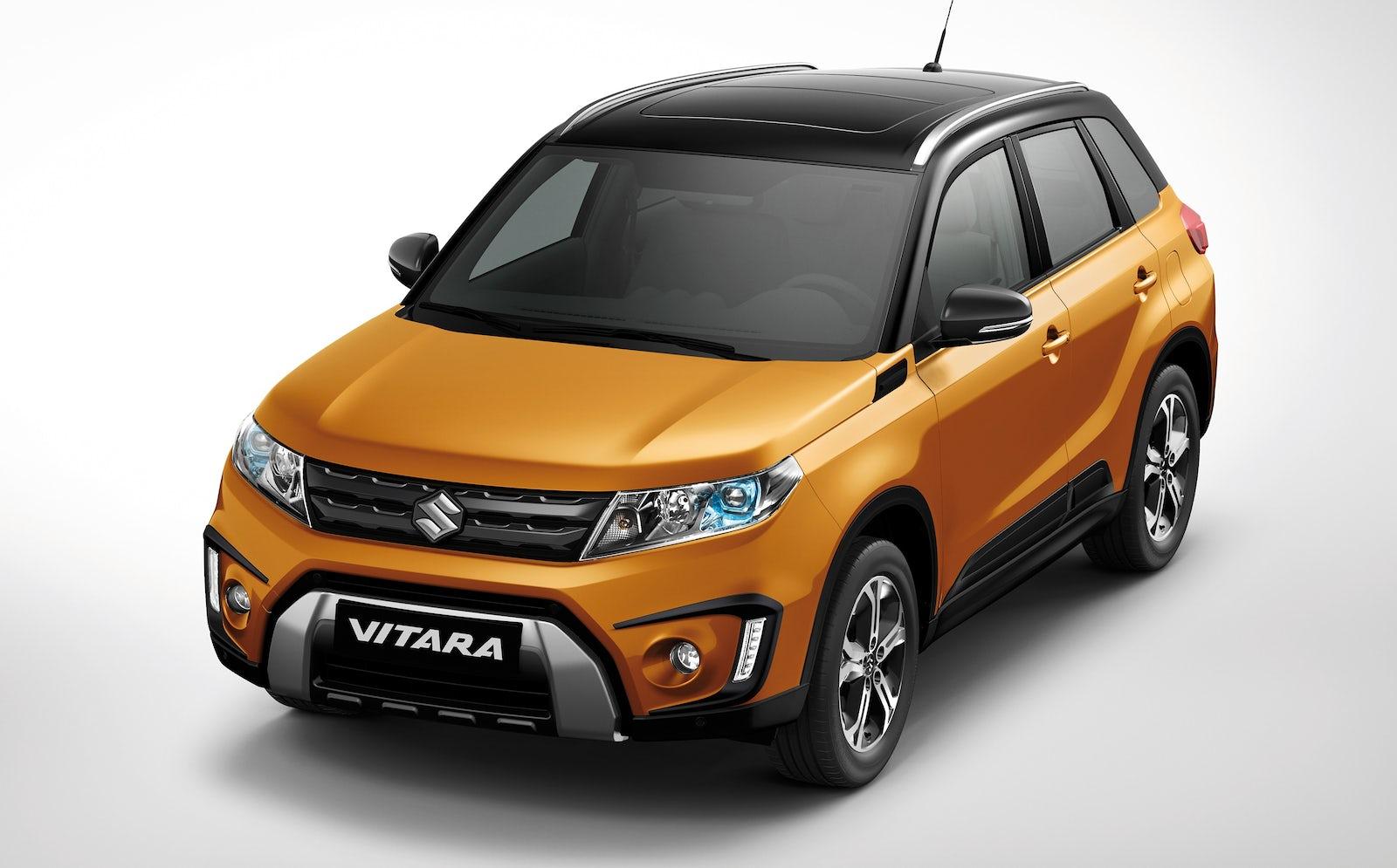 Suzuki Vitara Colour Guide And Prices Carwow