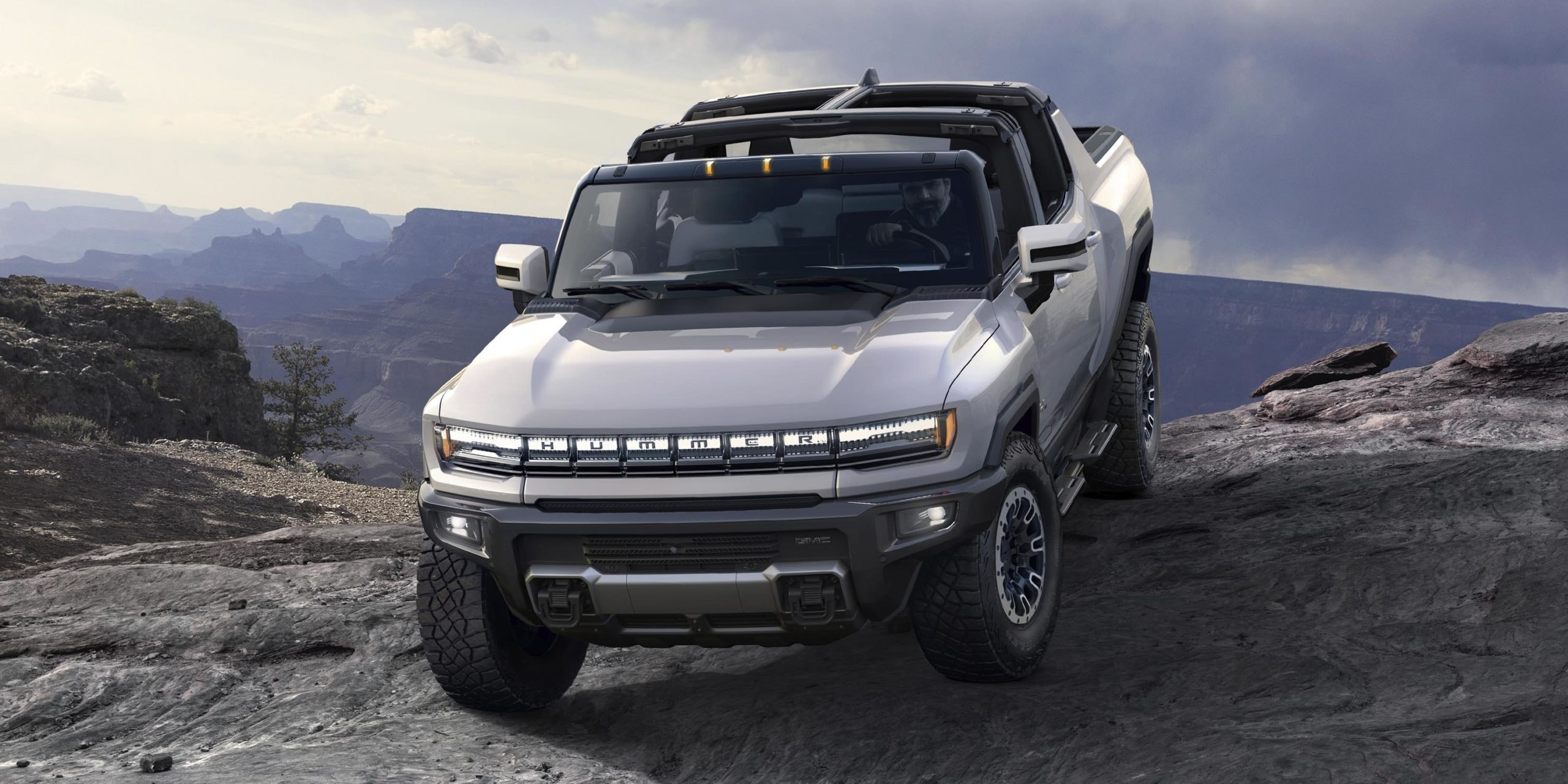 2021 Hummer Ev 1000hp Electric Truck Revealed Price Specs And Release Date Carwow