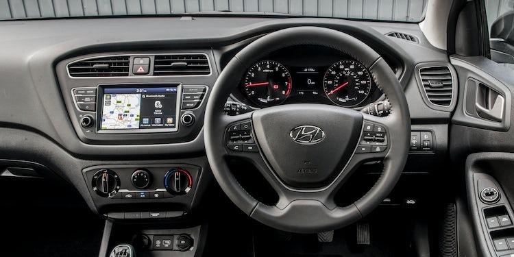 Hyundai I20 Interior Infotainment Carwow