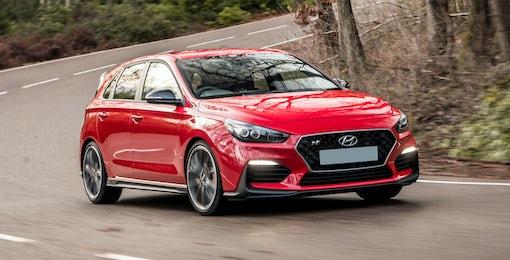 4. Hyundai i30 N
