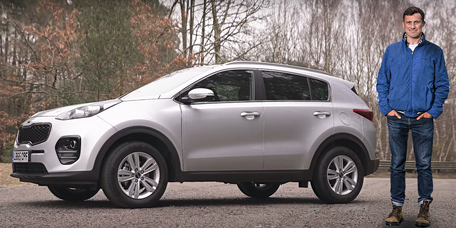 Watch our Kia Sportage video review