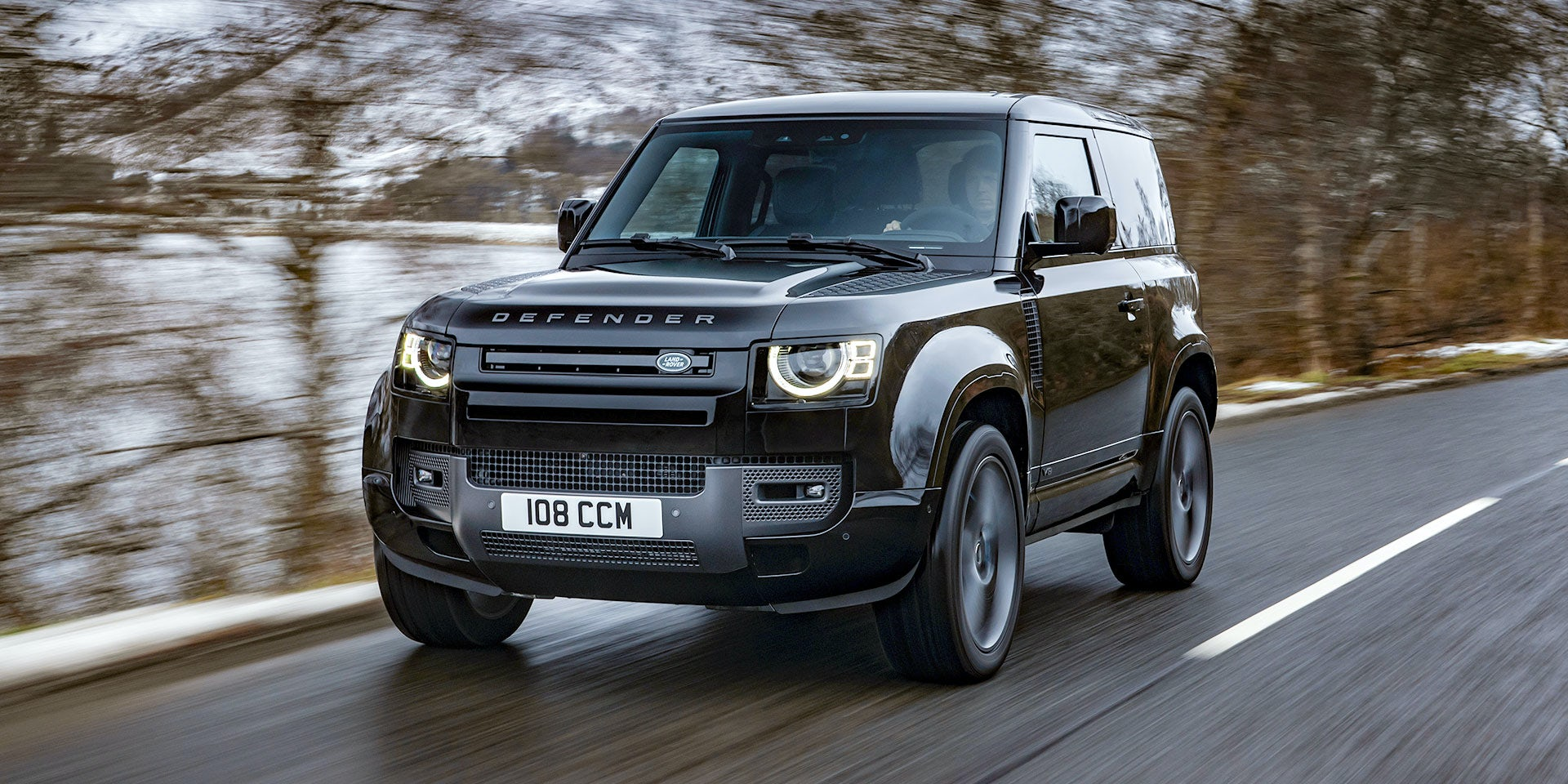 New Land Rover Defender V8 revealed: prices, specs and ...