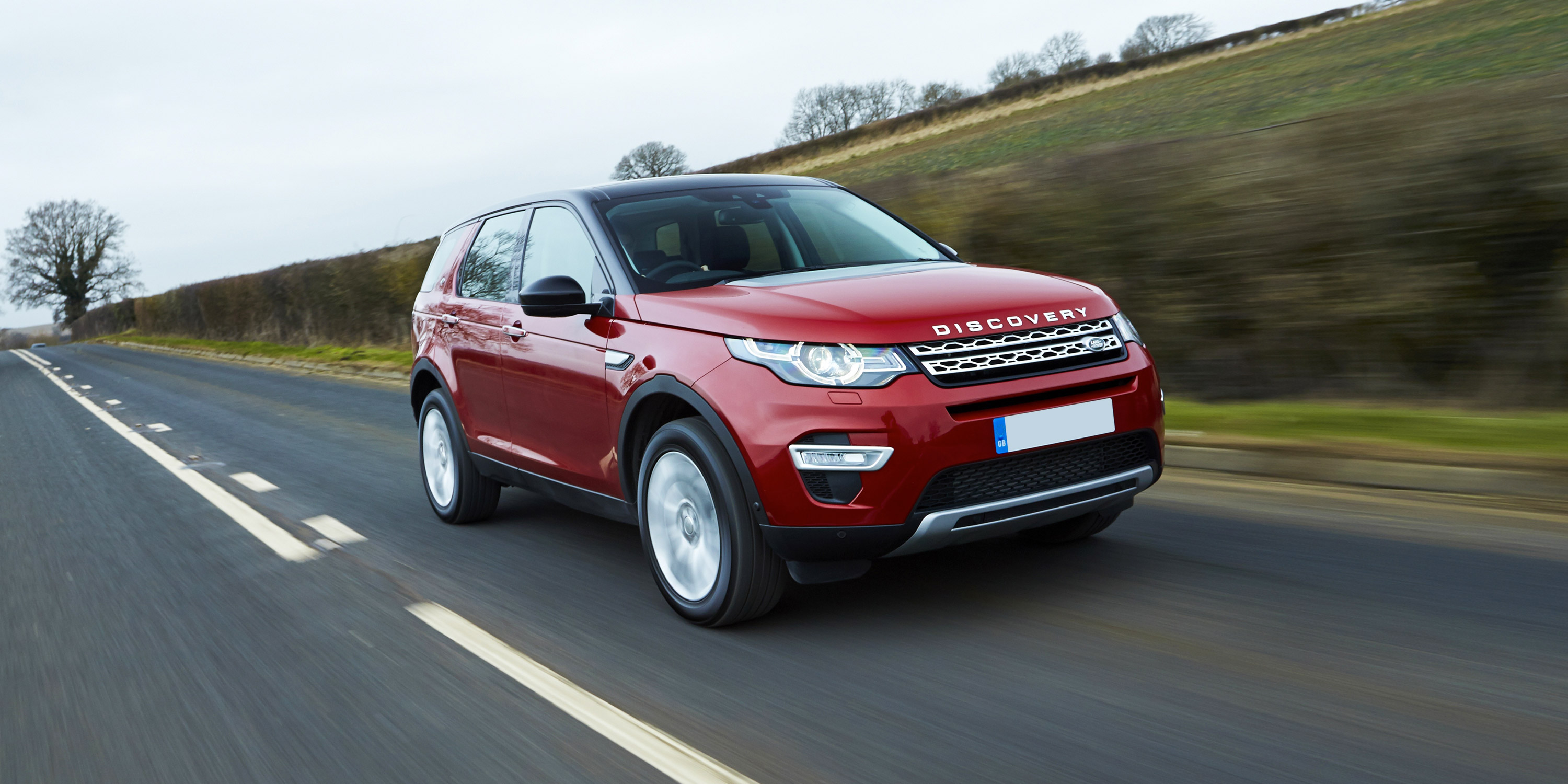 New Land Rover Discovery Sport (2015-2019) Review | carwow