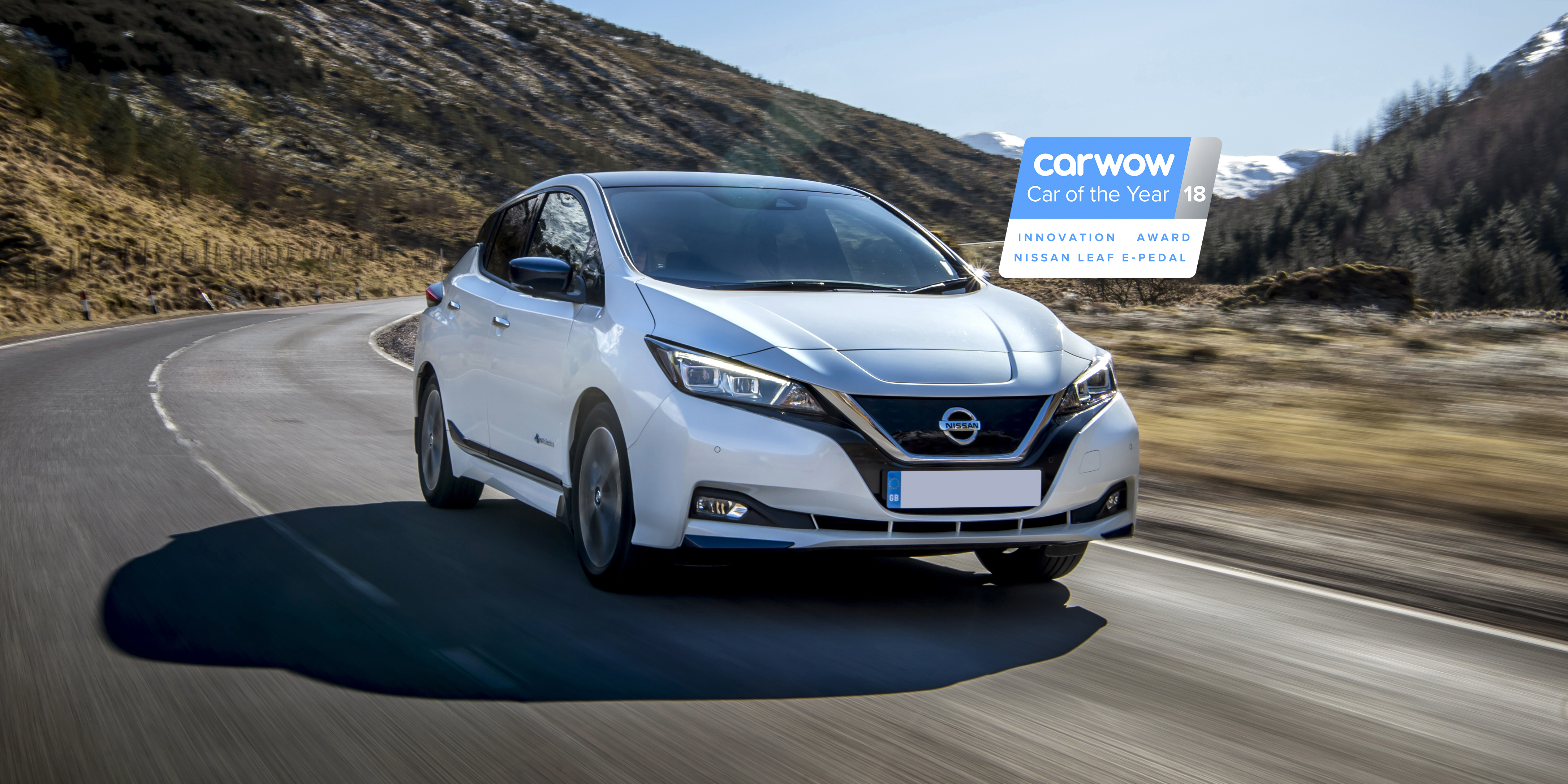 New Nissan Leaf Review Carwow
