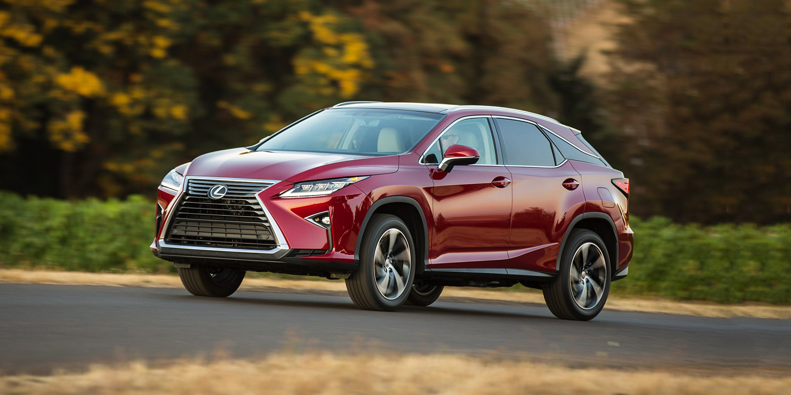 New 2016 Lexus RX prices and specs revealed | carwow