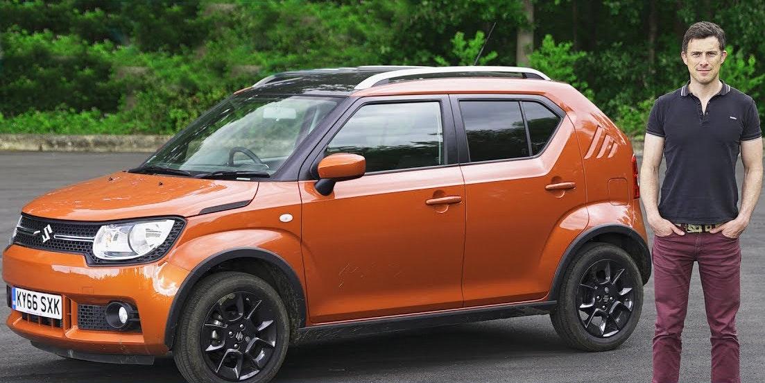 Suzuki Ignis Review Carwow
