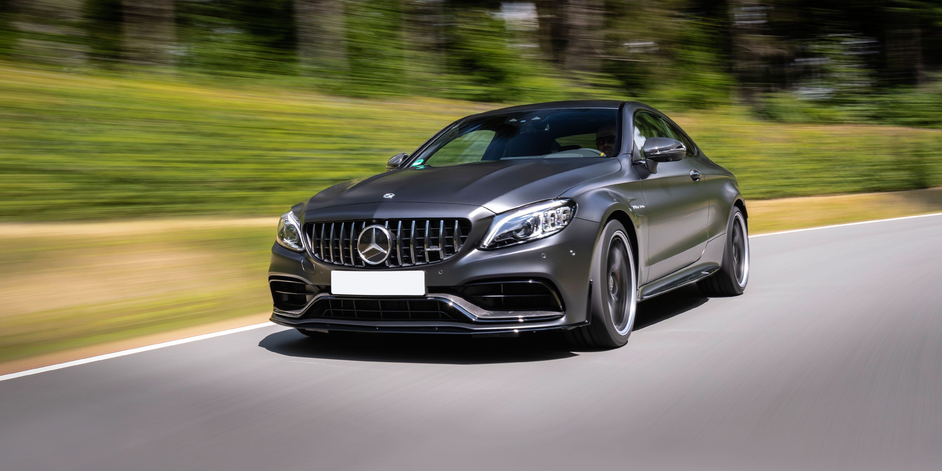 New Mercedes AMG C63 Coupe Review | carwow