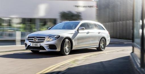 8. Mercedes E-class Estate