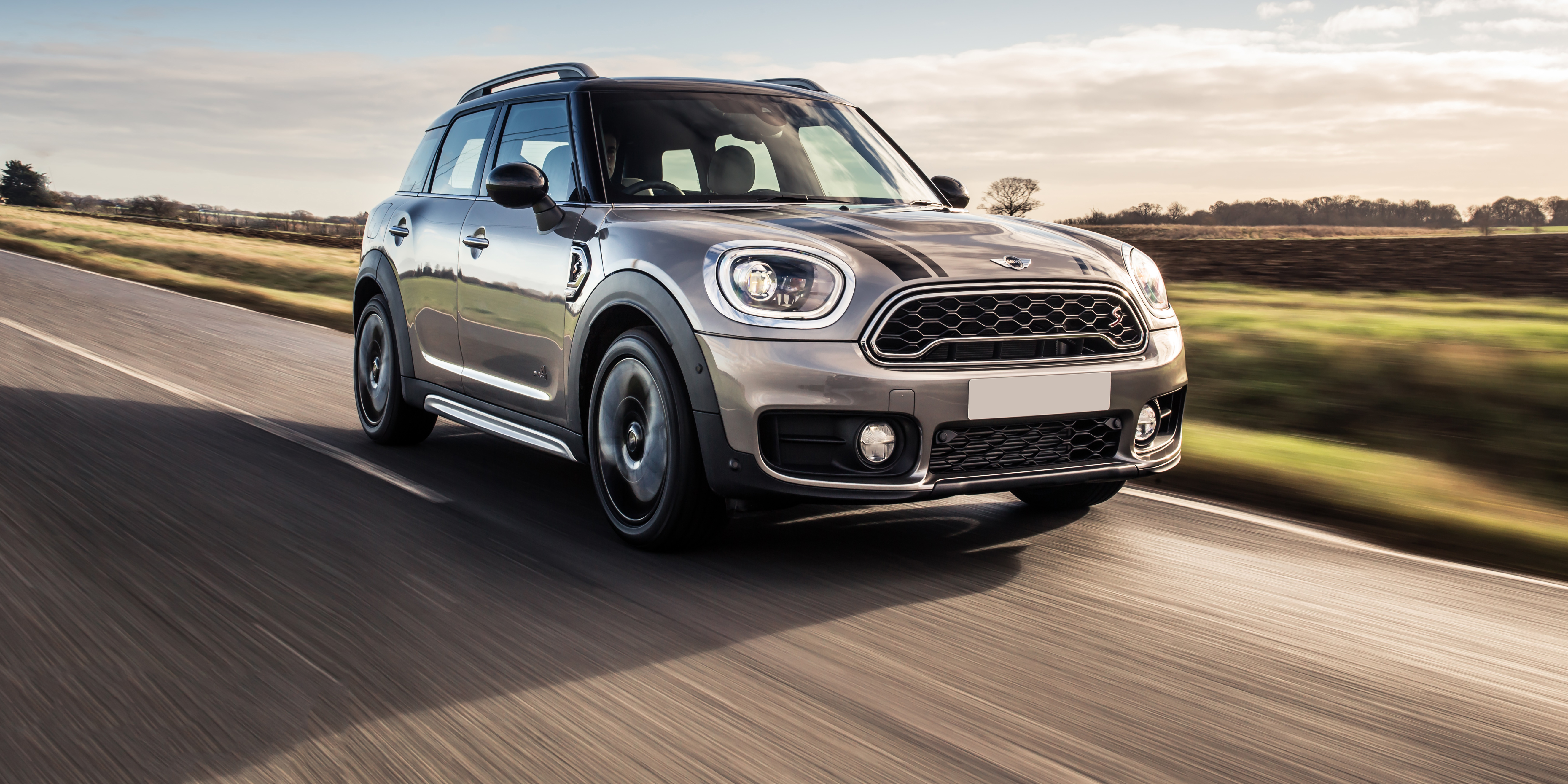 New Mini Countryman Review Carwow