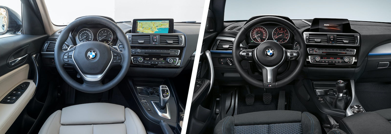 BMW M Sport Vs Non Interior