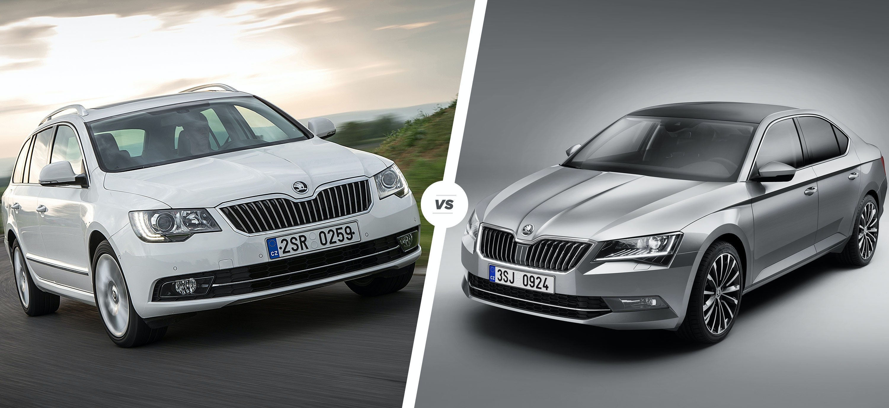 2015 Skoda Superb How Does It Stack Up Against The Old One Carwow