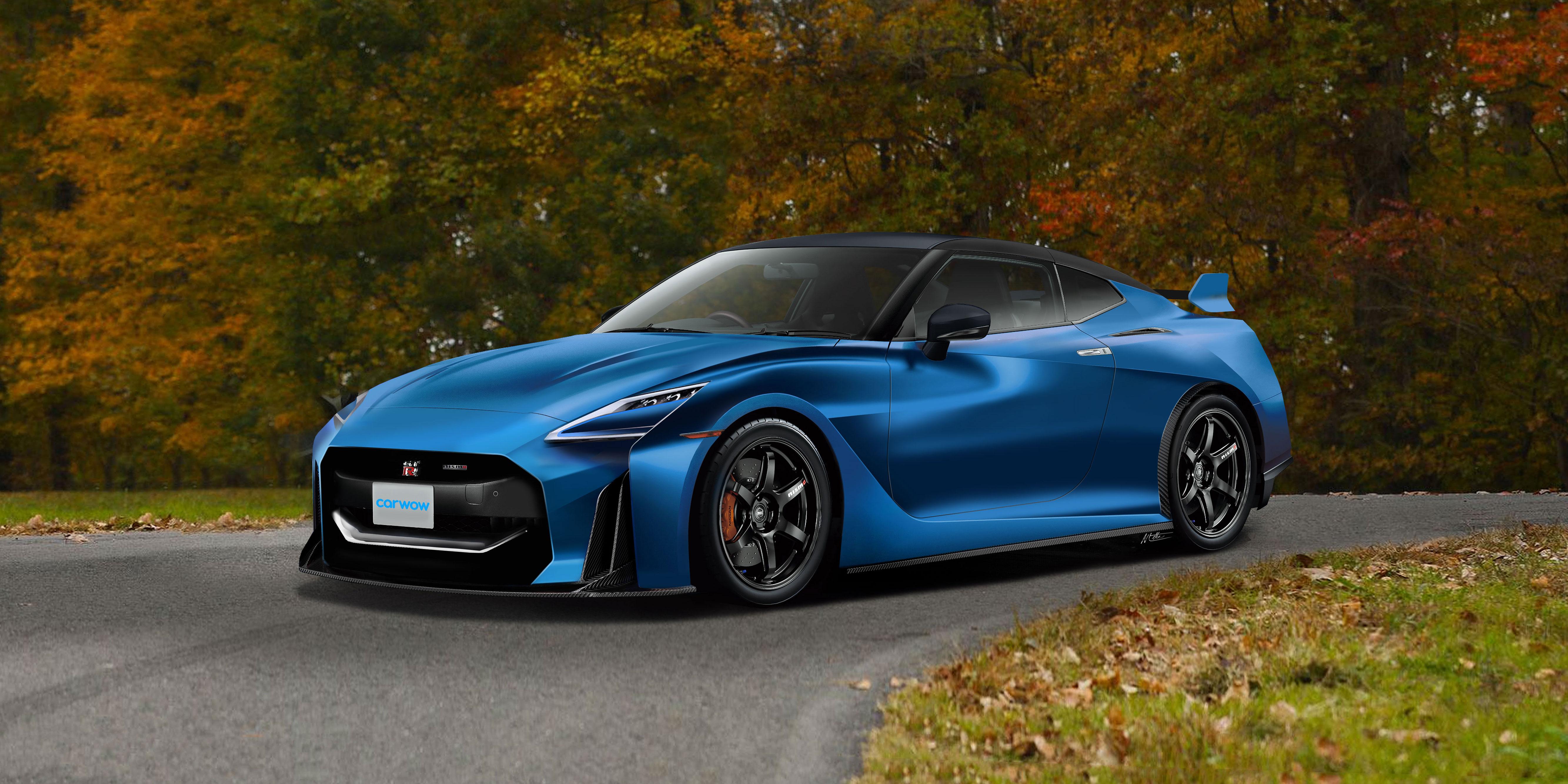 Nissan GT-R R36 Skyline price specs release date   carwow