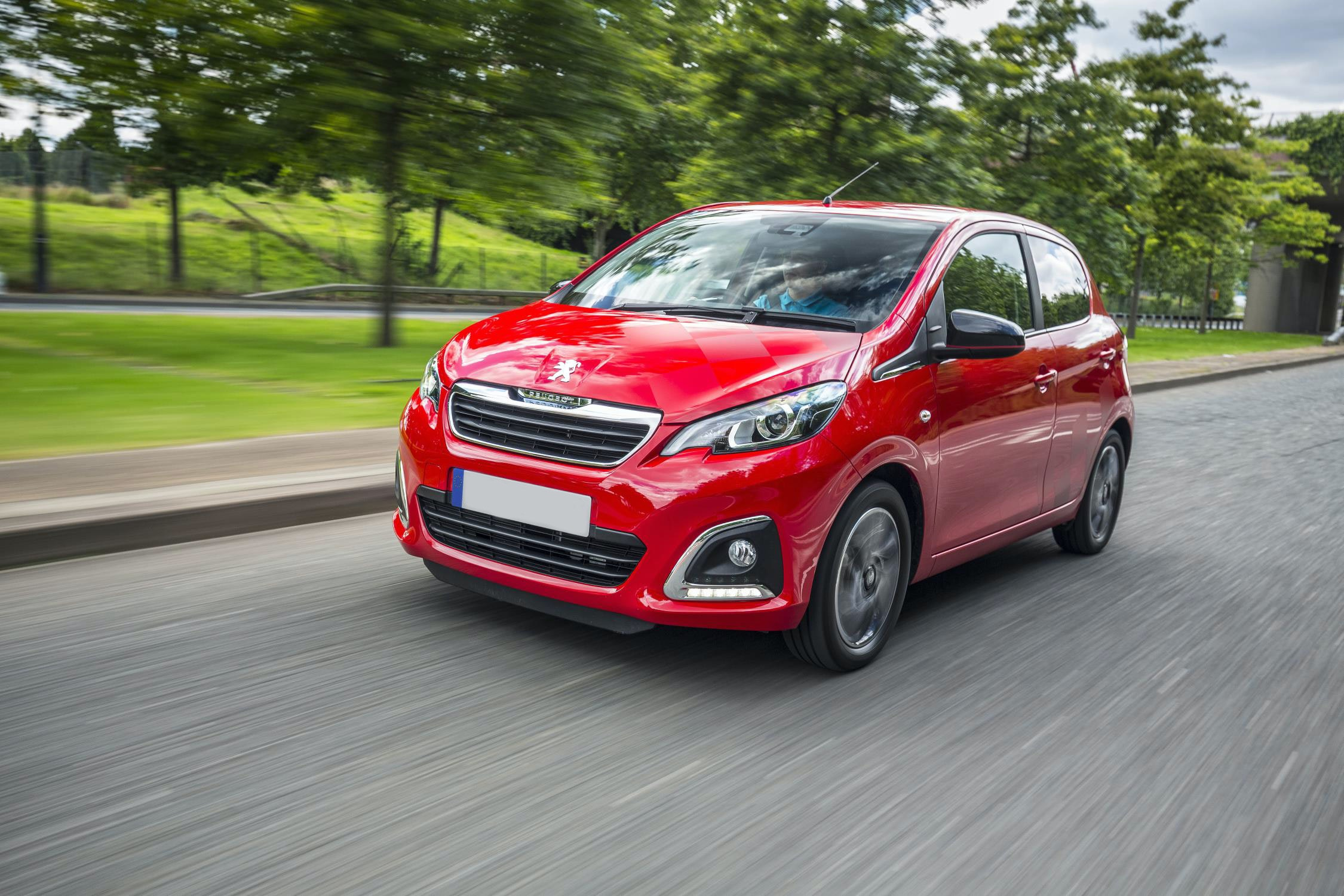 It's worth choosing the larger, 1.2-litre engine, if you have to cover long distances
