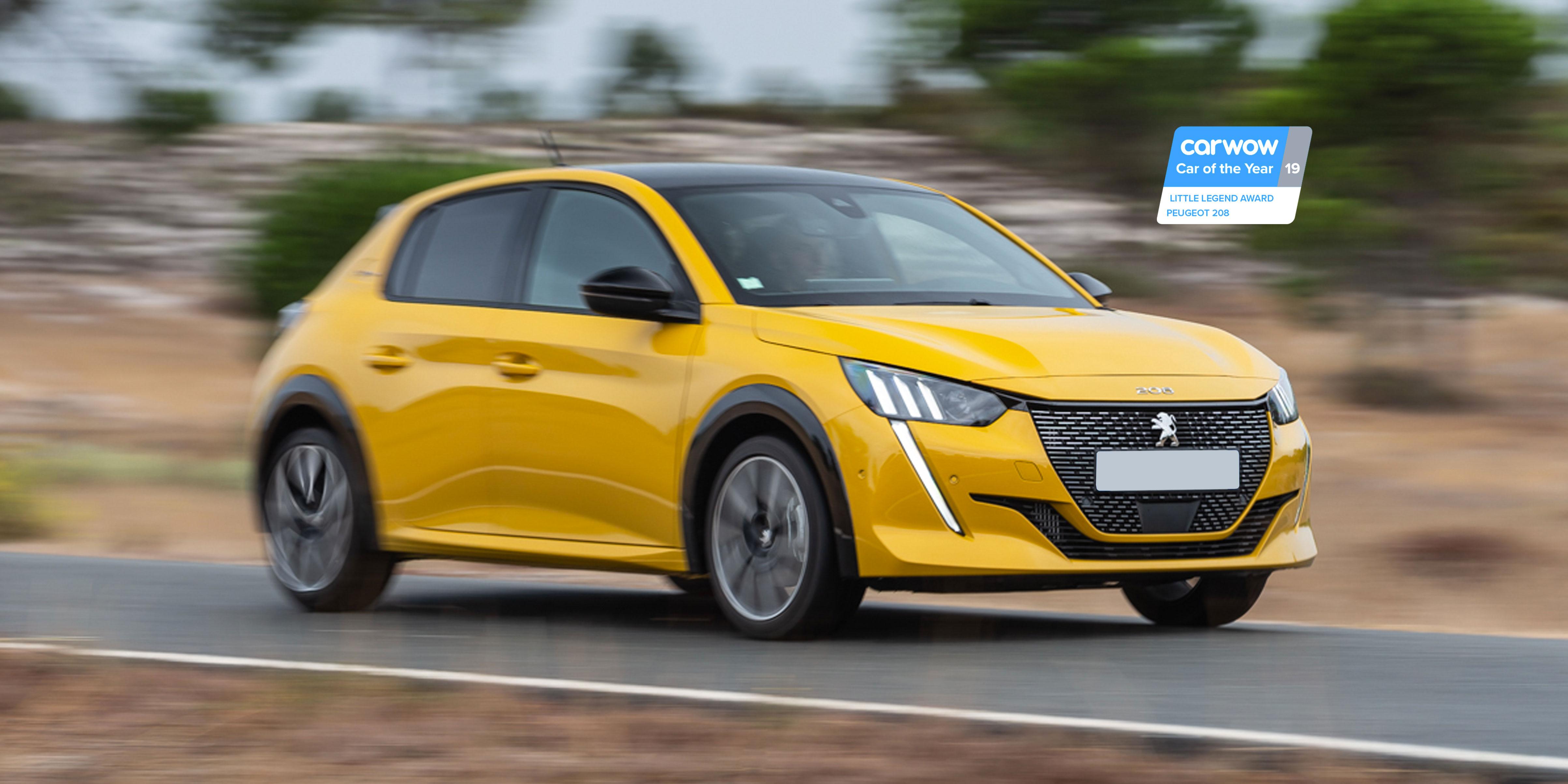 Peugeot 208 New 2020 Interior