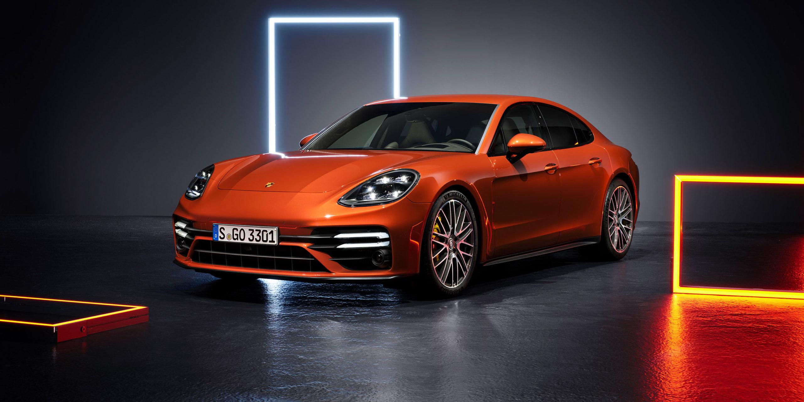 2021 Porsche Panamera and Sport Turismo revealed: price ...