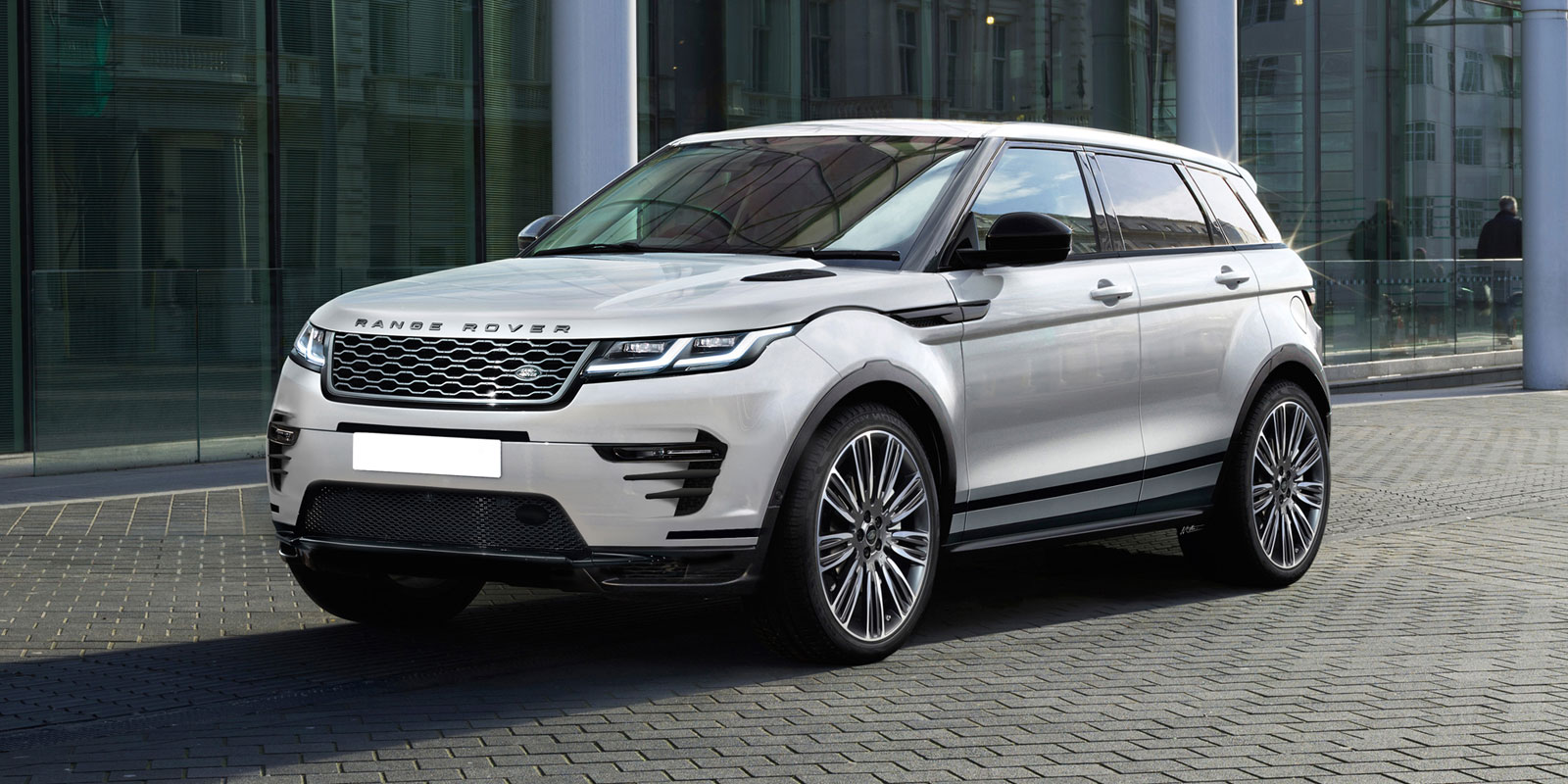2019 range rover evoque price specs and release date carwow. Black Bedroom Furniture Sets. Home Design Ideas