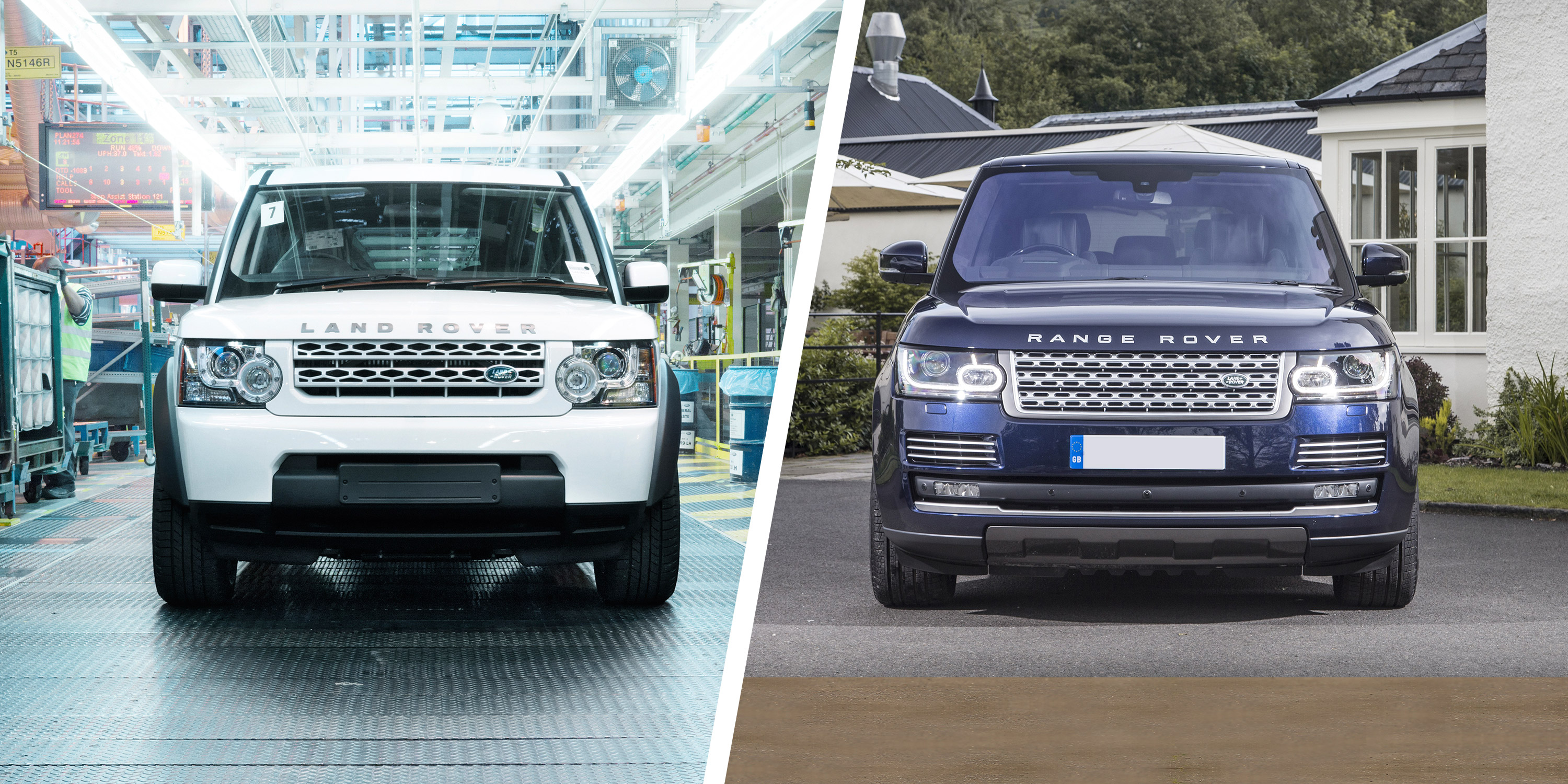 Who Owns Range Rover >> Who Makes Range Rover And Land Rover Carwow